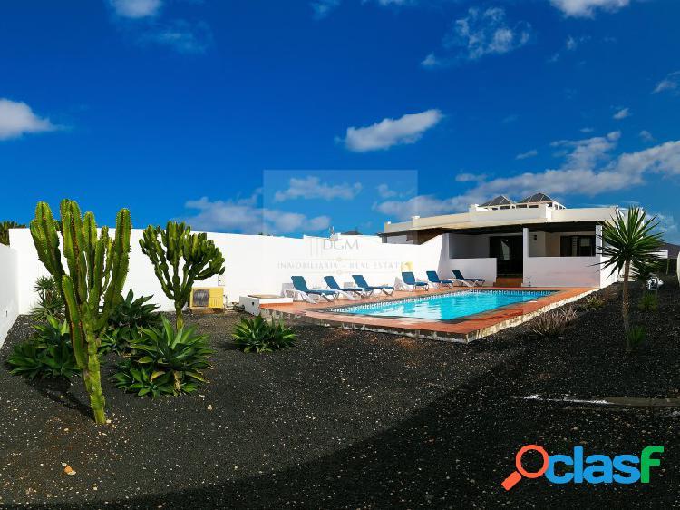 Chalet con piscina privada en Costa Papagayo 3