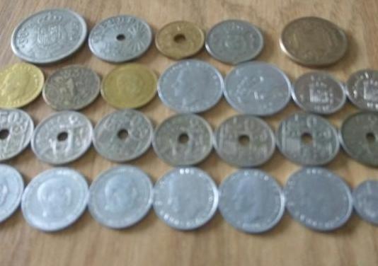 Lote 26 Monedas Españolas 0
