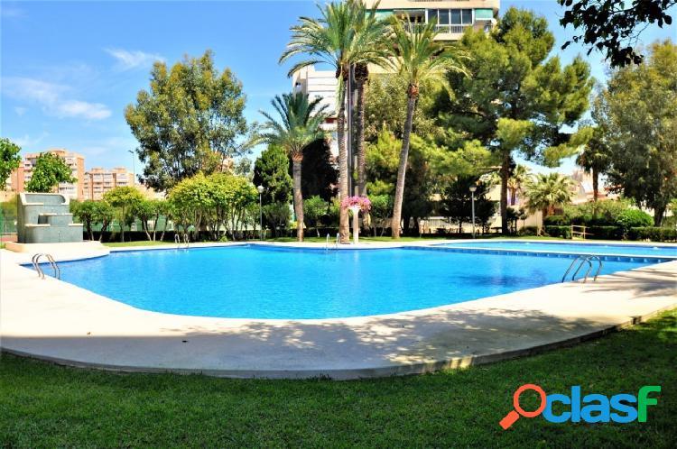 Piso con gran terraza en Playa de San Juan Alicante 1