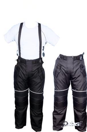 Pantalon de cordura con tirantes desmontablesTP2022 0