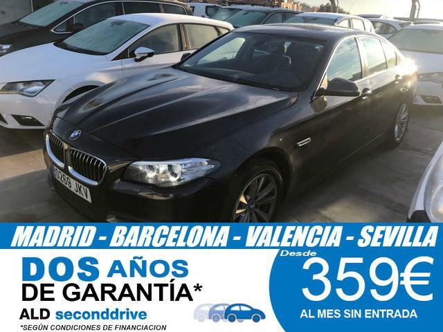 BMW Serie 5 520d 0
