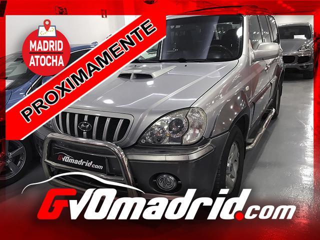 Hyundai Terracan 2.9 CRDI 0