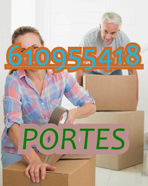 Portes, Traslados y Portes Express Al Mejor 0
