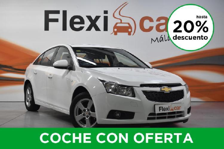 Chevrolet Cruze 2012 gasolina 124cv 0