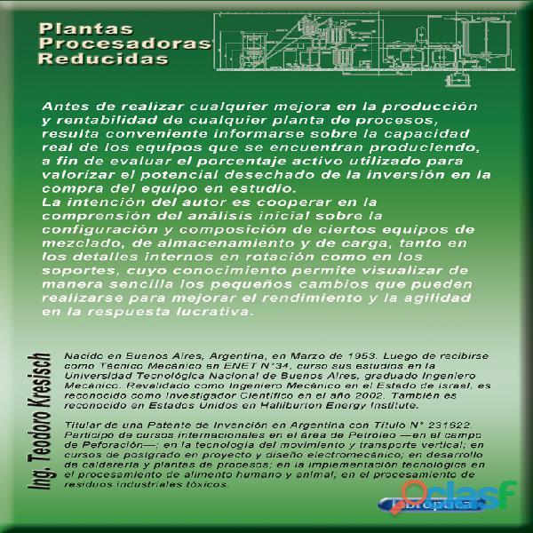 Plantas Procesadoras Reducidas   Ensayo técnico   Digital 1