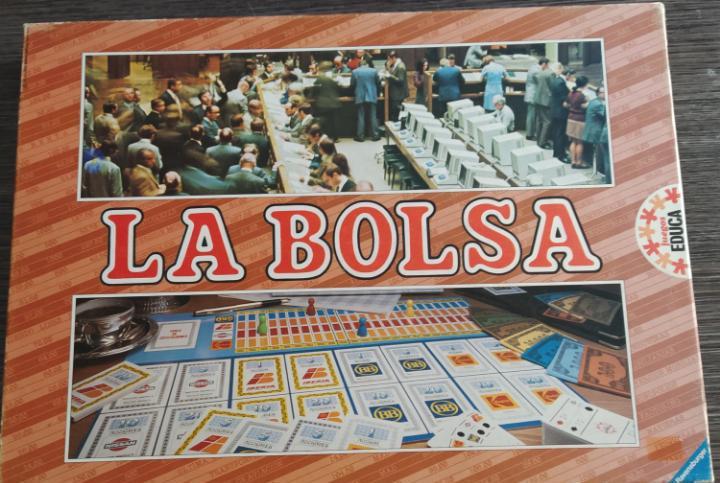 Juego La bolsa de Educa ref 4839. NUEVO 0