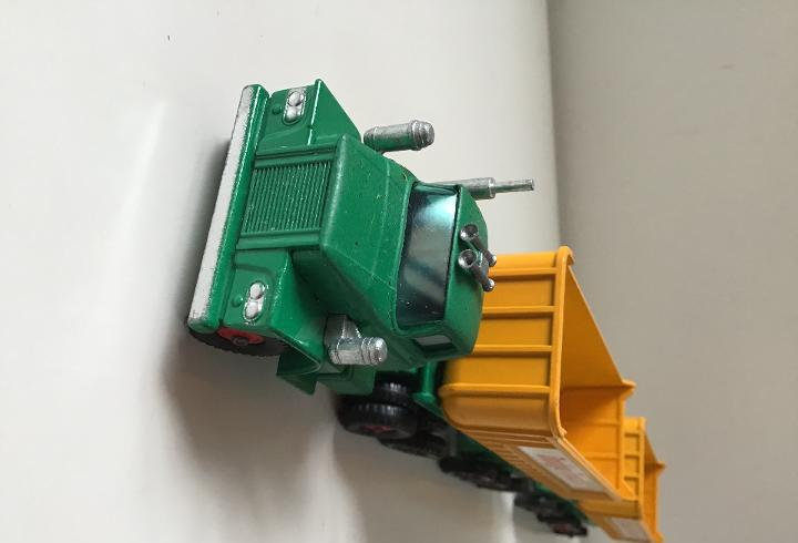 Matchbox Dodge Tractor By Lesney 0