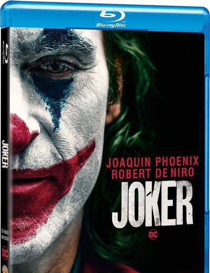 Joker Blu-Ray [Blu-ray] 0