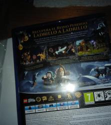 Lego el hobbit ps4 0