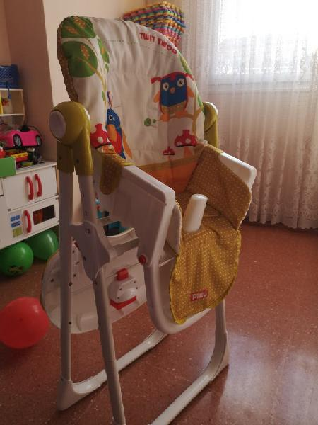 Trona para bebés Twit-Twoo Piku 0
