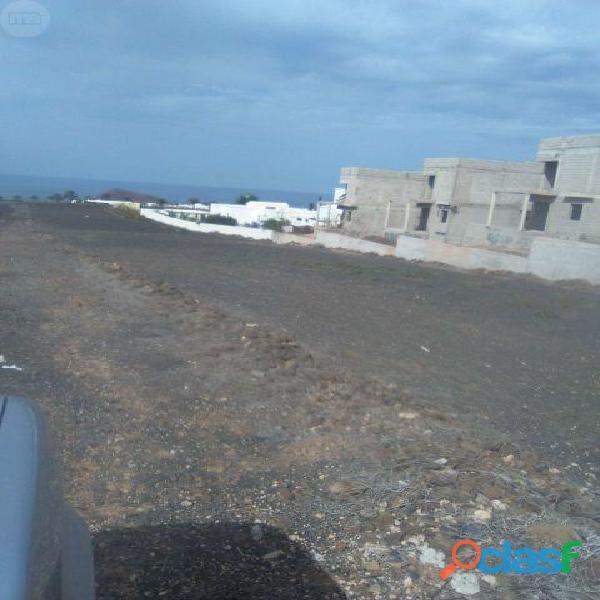 Solar urbanizable en Tinajo 3