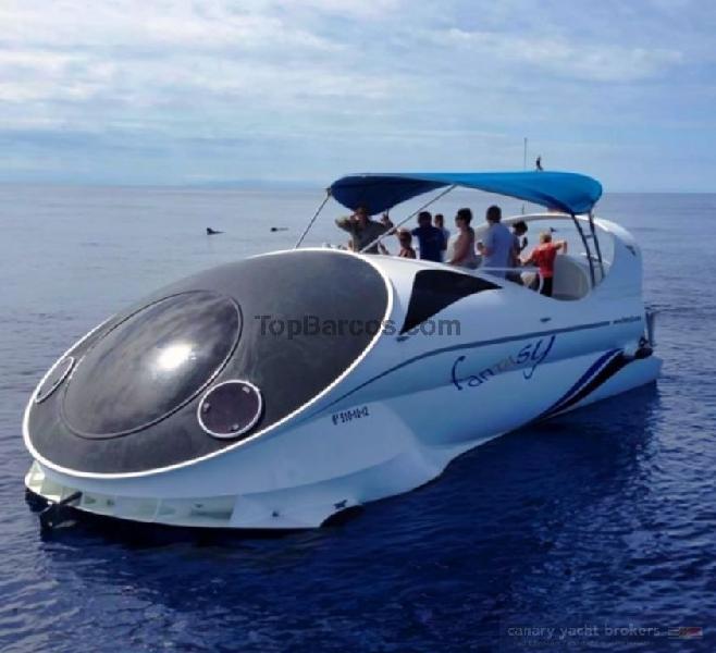 Paritetboat Looker 350 0