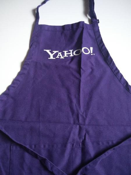 Delantal Yahoo nuevo 0