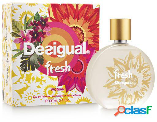 Desigual Fresh Woman Eau De Toilette 100 ml 0