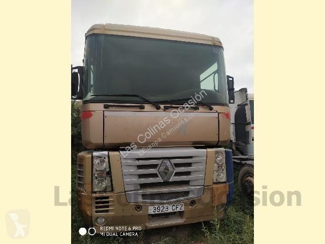 Cabeza tractora Renault MAGNUM 440 18T Euro 3 usado 0