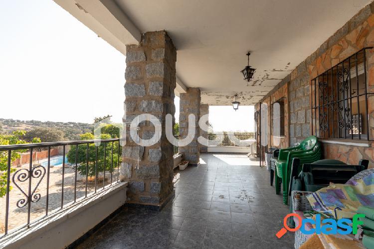 Chalet en venta de 335 m² Carretera Pantano Valdesalor, 10182 Torreorgaz (Cáceres) 1