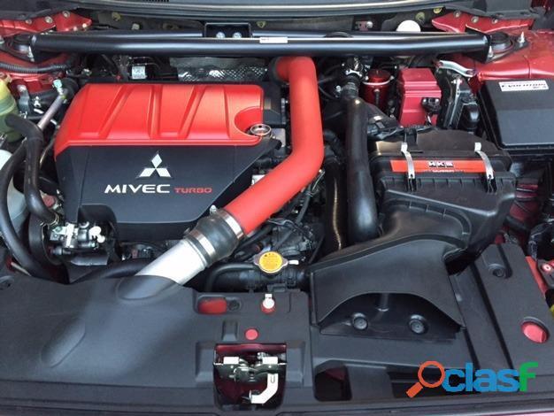 Mitsubishi Lancer Evolution MR 2