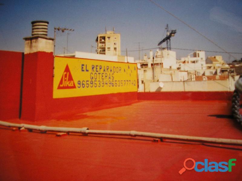 Impermeabilizaciones reparación de tejados www.goterasalicante.es