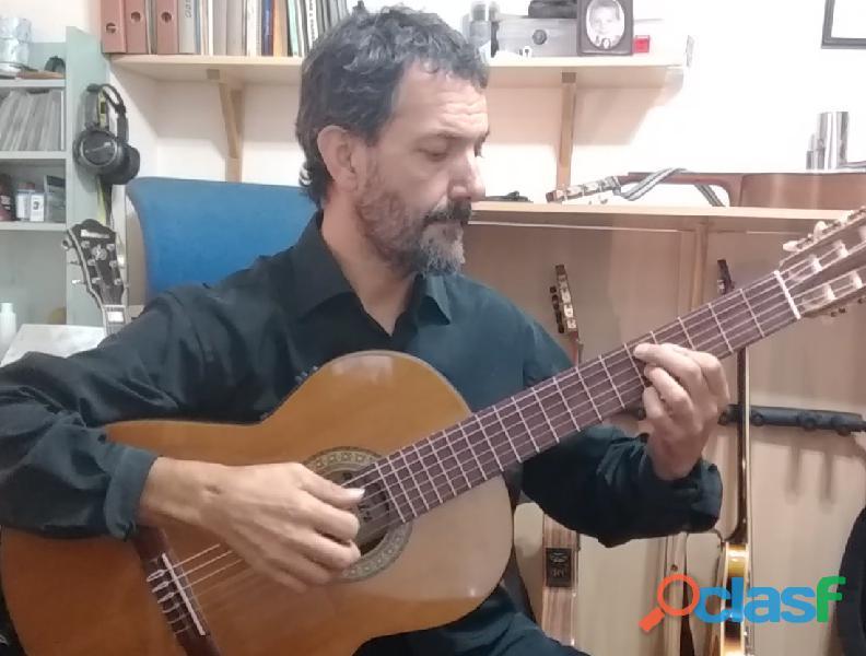 Clases de guitarra en alicante