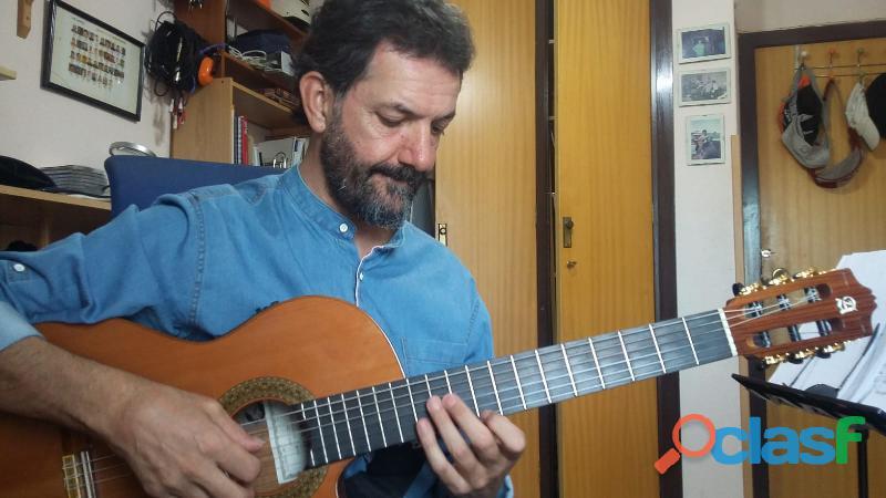 CLASES DE GUITARRA EN ALICANTE 2