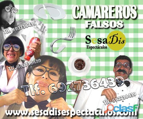 camarero infiltrado, Asturias