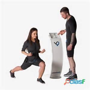 Máquina electroestimulación VISION BODY