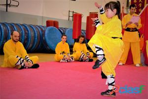 En azuqueca de henares   arte marcial infantil.