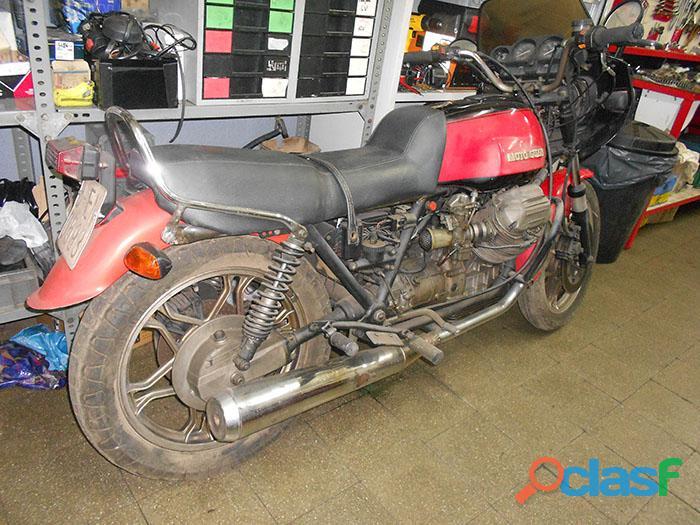 Moto Guzzi Z 98 zigolo de 1.943 en venta 1