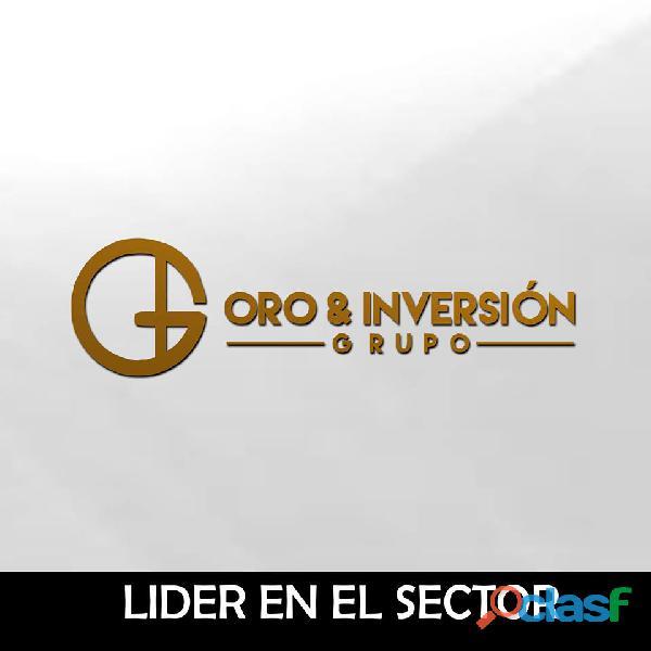 ORO E INVERSIÓN GRUPO COMPRO ORO Y PLATA AL MEJOR PRECIO EN AVDA. BALMES, 18 (LLEIDA) 2