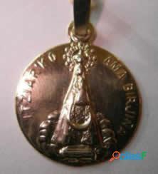 Medallas virgen de itziar distintos modelos