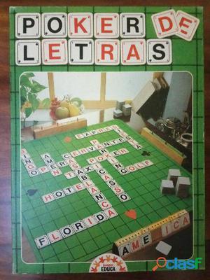 Poker de letras