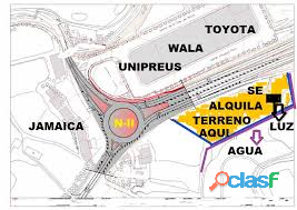 ALQUILO TERRENO INDUSTRIAL EN KM 459 LLEIDA 3