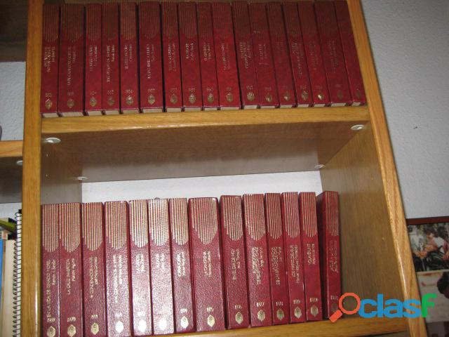 29 tomos de premios planeta 1952 al 1982