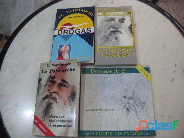 4 libros de le patriarche