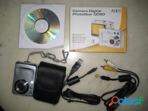Cámara digital dc 60 de la marca airis