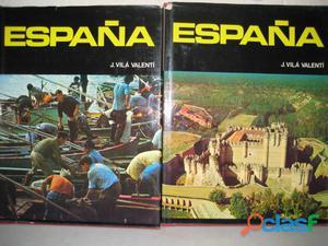 ESPAÑA 2 TOMOS de EDICIONES DANAE S.A.