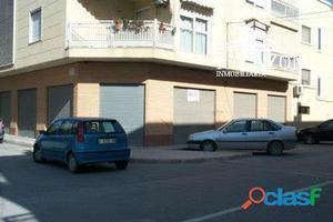 Ref: 427. Local comercial en venta, en Catral (Alicante)