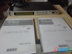 Korg tr rack modulo sintetizador .