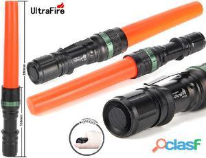 Linterna led ultrafire zoom uf303 xp g2 300lm