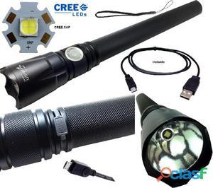 Linterna led ultrafire uf 3000 xh p