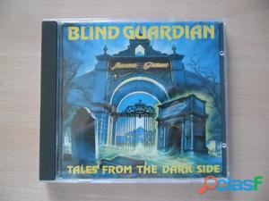 "BLIND GUARDIAN CD BOOTLEG 1992 SCHWEIZ ""TALES FROM THE DARK SIDE"""
