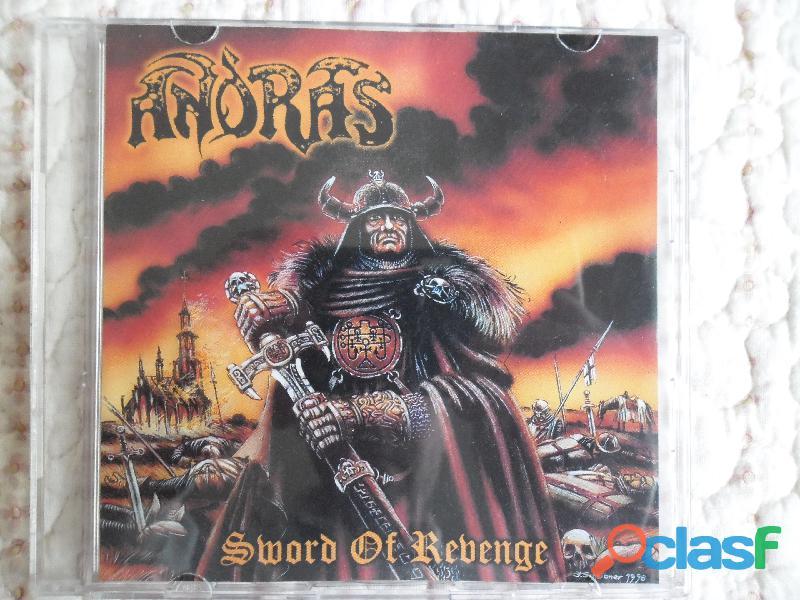 CDS HEAVY METAL THRASH BLACK DEATH AOR CD DVD 6