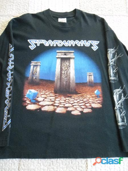 STRATOVARIUS CAMISETA VINTAGE 1996 EPISODE HEAVY METAL