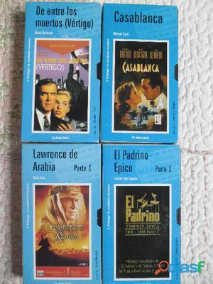 LOTE 12 PELICULAS VHS CINE