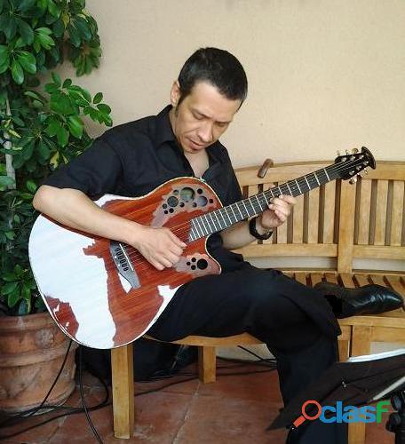 Dúo de guitarras para eventos, toda Cataluña 6