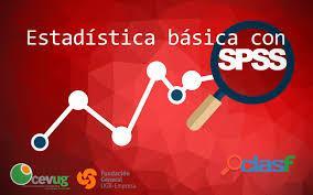 Clases y ayuda on line para ayudar con el programa spss