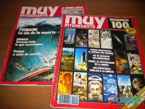 Revistas muy interesante,muy especial,muy explora
