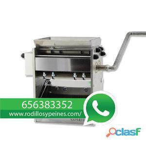 Picadora gk12 corte 0, 8 mm