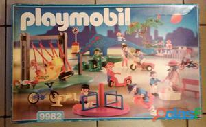 Playmobil parque infantil ref. 9982