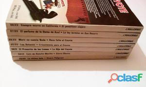 6 novelas el coyote